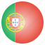 country, european, flag, portugal, portugese icon