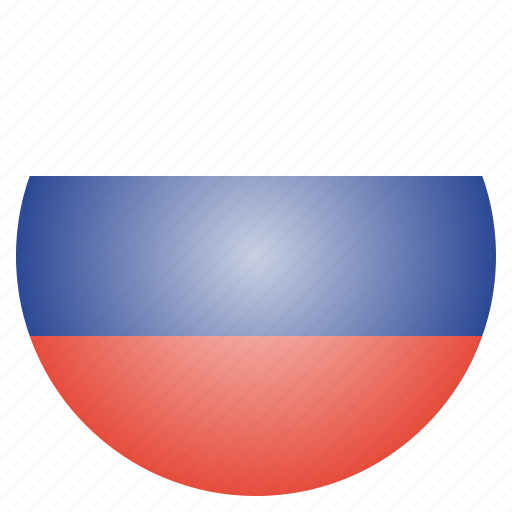 country, flag, national, russia, russian, soviet, union icon