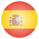 country, flag, national, spain, spanish, european