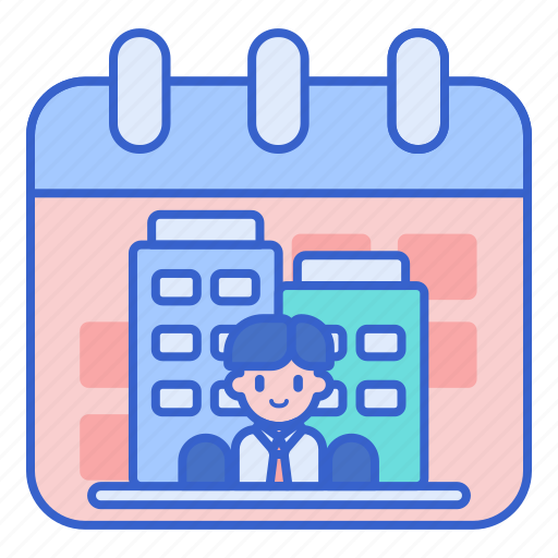 calendar, corporate, event, schedule icon