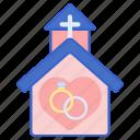 chapel, church, marriage, wedding