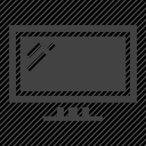 lsd, plasma, television, tv icon