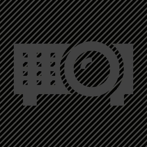 beamer, presentation, projector, video icon