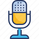 audio, microphone, mike, podcast, record, sound, voice