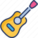 acoustic, electric, guitar, instrument, lifestyle, multimedia, music
