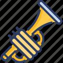 fife, horn, instrument, music, noice, sound, trumpet