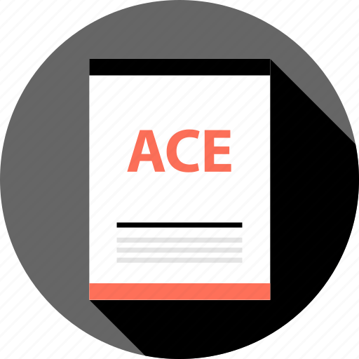 ace, document, file icon