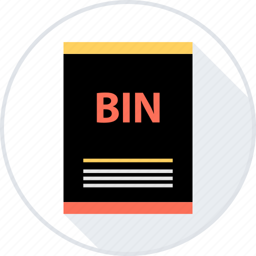 bin, document, file icon