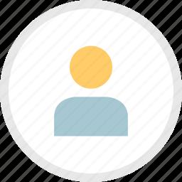 boss, friend, person, profile, user icon