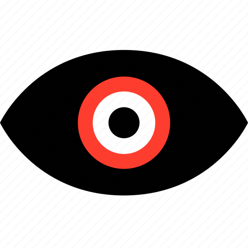 eye, find, look, search, views icon