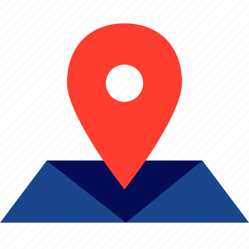 direction, find, google, look, map, mapquest icon