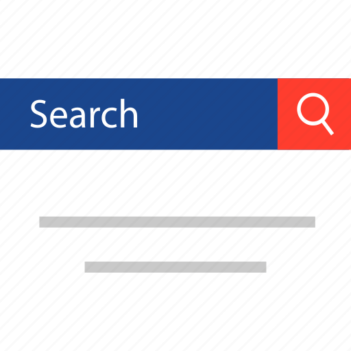 details, find, google, search icon