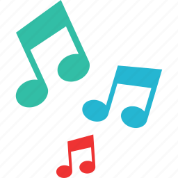 audio, music, note, play icon