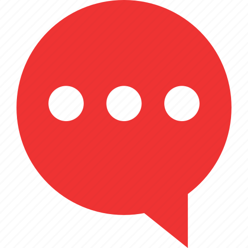 bubble, chat, sms, talk icon