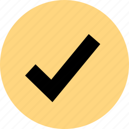 approved, check, checkmark, good, mark, ok icon