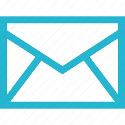 email, evelope, mail, message, send icon