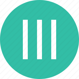 lines, menu, option, settings, three icon