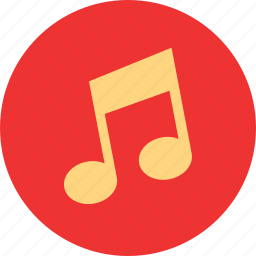 audio, music, note, play, video icon