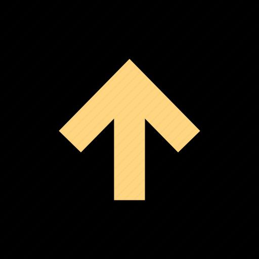 menu, navigation, pointer, up, upload icon