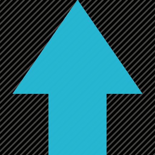 menu, point, pointer, up, upload icon