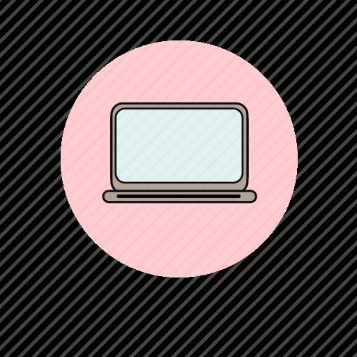internet, laptop, mac, pc, technology icon