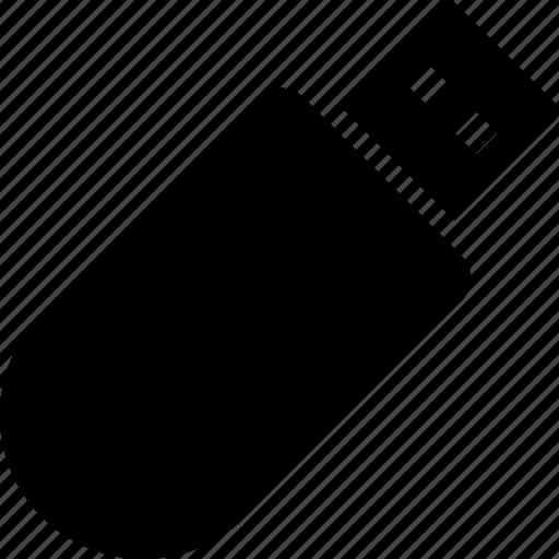 drive, flash, memory, portable, stick, storage, usb icon