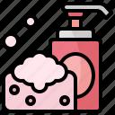 bathing, healthcare, hygiene, medical, shampoo, soap, wellness