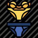 clothing, femenine, knickers, lingerie, panties, underpants, underwear