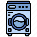 clothes, electronics, furniture, household, laundry, machine, washing