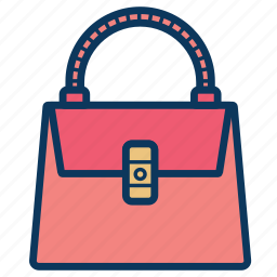 bag, case, ladies bag, leather, purse, woman, woman bag icon