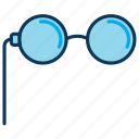 diopter, eye, eyeglasses, eyesight, glasses, optician, spectacles icon
