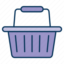 basket, cart, ecommerce, eshop, shop, shopping icon