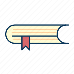 bible, books, note, notebook icon