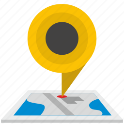 address, location, map, pointer, taxi icon