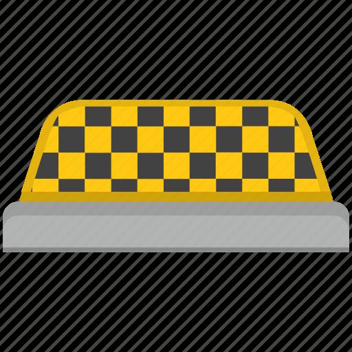 car, delivery, service, signal, taxi icon