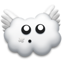 logo, nimbus icon