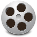 toolbar, videos icon