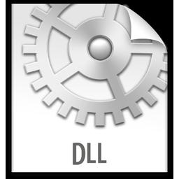dll, file, z icon