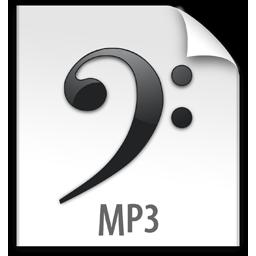 file, mp, z icon