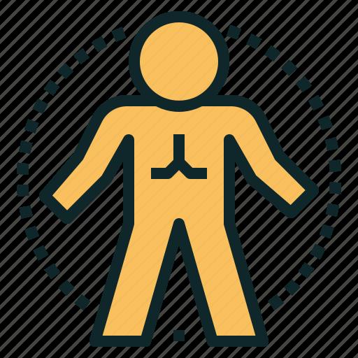 Anatomy, body, human, man, sport icon - Download on Iconfinder