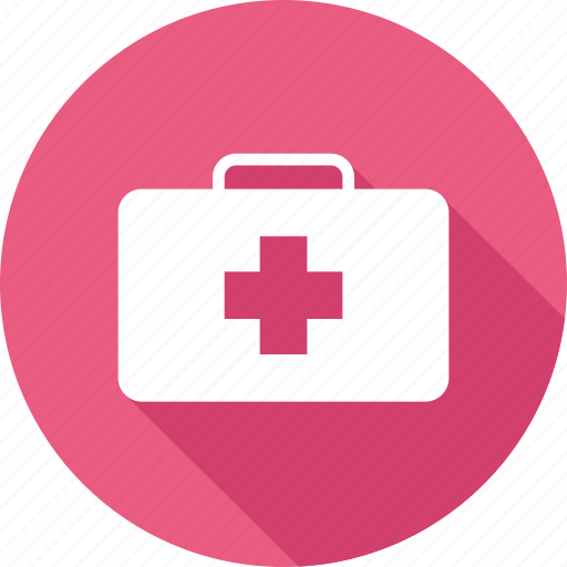aid, bag, care, doctor, health, hospital, medical icon