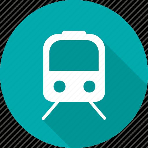 subway, train, transport, transportation, underground, vehicle icon
