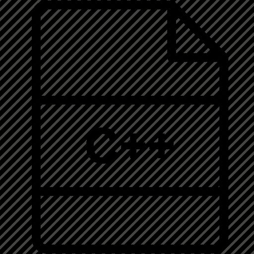 c, code, coding, extension, language, plus icon