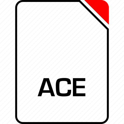 ace, file, name icon