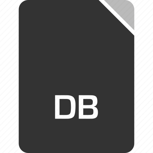 computer, db, file, tech icon