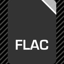 computer, file, flac, tech icon