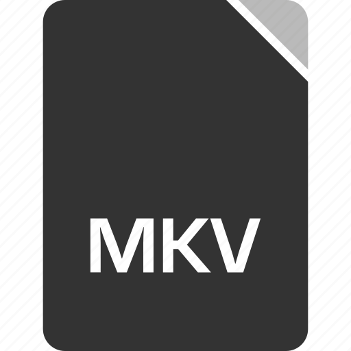 computer, file, mkv, tech icon