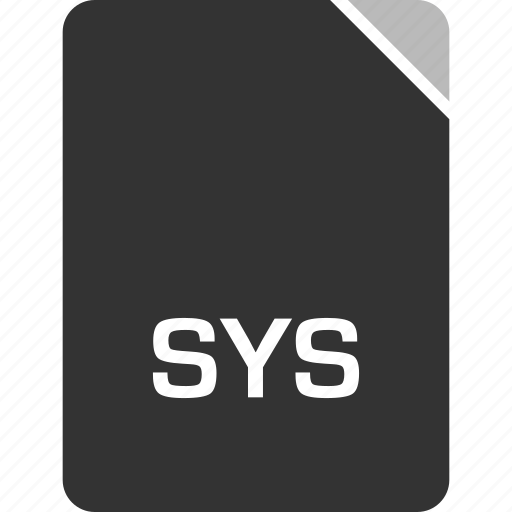 computer, file, sys, tech icon