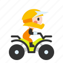 atv, dirt, extreme, quad, vehicle
