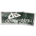 art, deviant icon